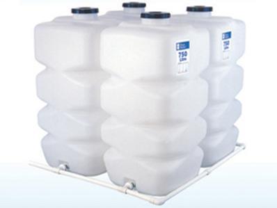 Paslanmaz Su Deposu Polietilen Su Tankı Yerinde Su Tankı