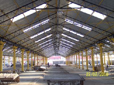 Seleşler Çelik Çatı çelik Çatı çelik Konstrüksiyon çatı Kaplama Konya