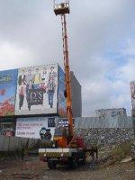 Ahmet Forklift-Bin Crane Rental