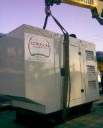 15 Kva Diesel Generator Zero-Cabin