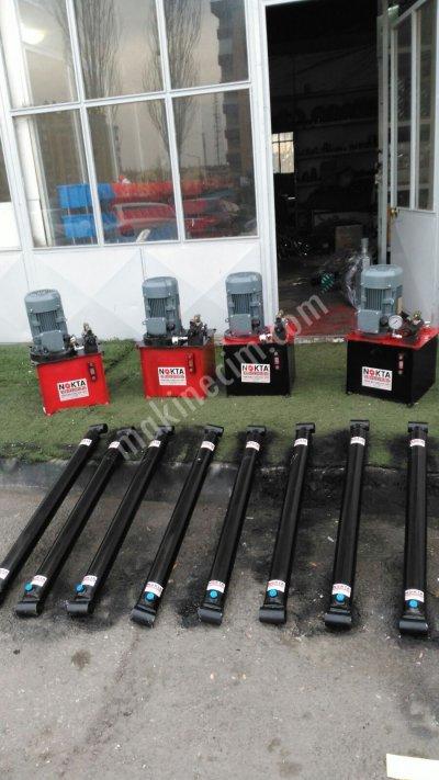 Hydralic Power Industry Konya