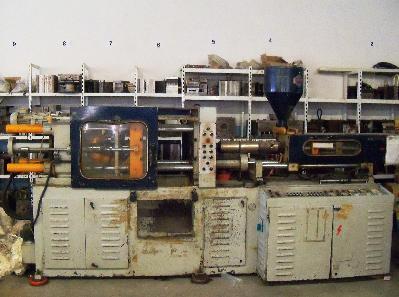 Satılık Plastik Enjeksiyon Makinesi