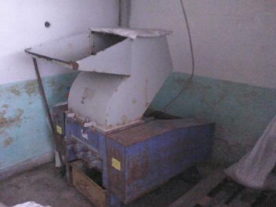 120'lik Granül Makinası İzmir Teknik Makina
