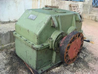 Redüktör, 350 -400 Kw,ağır Tip Hadde İçin,1/10,redüktör.