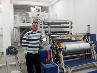 Stretch   Streç   Strec   Film Üretim Makineleri