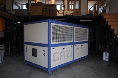 Gazi-Cooling-CHİLLER 2 x 25 Hp 120 000 kcalh 139 KW