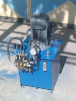 Hydraulic Unit And Production Of Design Of Hydraulic Cylinder