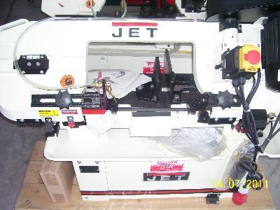 Jetco Şerit Testere