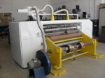 Cellophane Slitting Machine