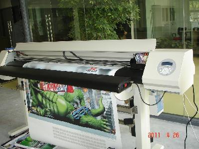 Sıfır Terminator Neojet Dijital Baskı Makinası Epson Dx5 Kafa Dış Mekan