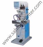 Yyc-125-100 İki Renkli Açık Hazne Tampon Baskı Makinesi