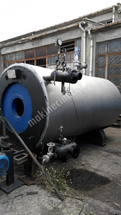 3.000 Kcal Thermal Oil Boiler Petniz