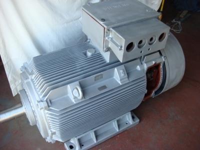 Reostalı Motor (Bilezikli Asenkron)250Kw-950Dk.çok Temiz.sıfır Gibi .garantili.