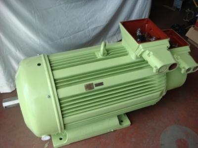 Reostalı Motor (The Parasol Asynchronous) 200 Kw.