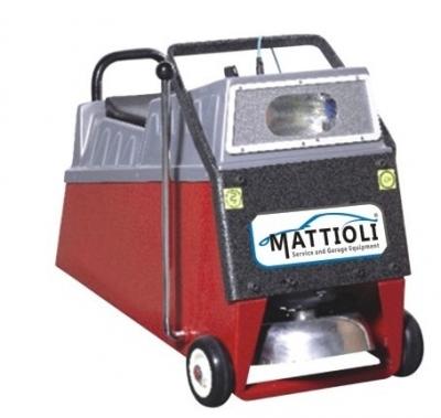 Seyyar Balans Makinası Mattioli Sb2000