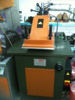 HYDRAULIC TRIM PRESSES, GUILLOTINE, CUTTING