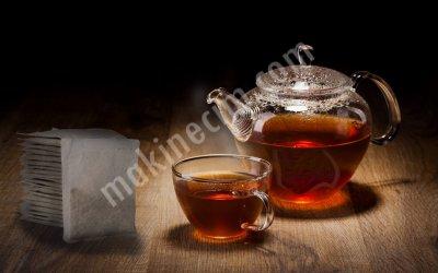 Demlik Poşet Çay Paketleme Makinası