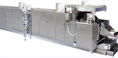 Gofret Üretim Makinaları