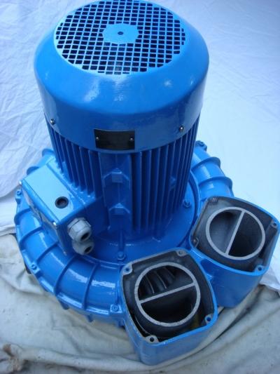 Satılık Sıfır BLOVER vakum motoru. Fiyatları İstanbul vakum motoru, 11 kw vakum motoru, blover vakum, alman malı vakum motoru