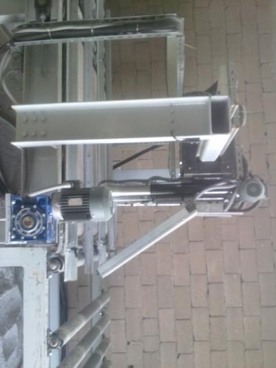 Granit Yakma Makinası İki Kafalı Tam Otomatik