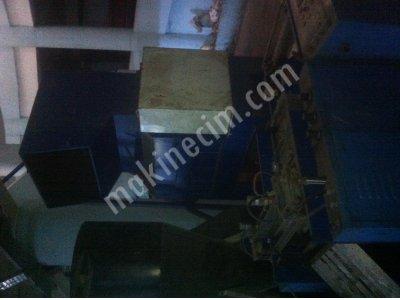 Satılık 2. El Kırma 100'liük Fiyatları İzmir Çuval kırma,kırma makinası,plastik kırma makinası,geri dönüşüm kırma