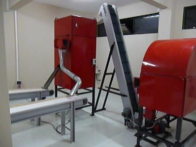 Kuruyemiş (Fındık, Fıstık, Ceviz, Badem) Kırma Makinesi