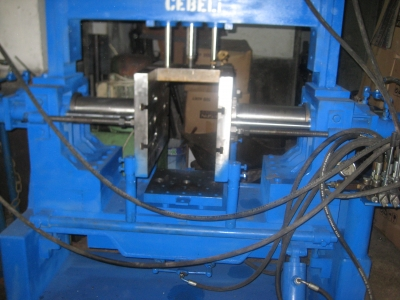Aluminium Gravity Die Casting Machine May Be For Sale By Its Owner.