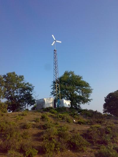 1 Kw  Max. 2 Kw Yerli Üretim Memox Rüzgar Türbini