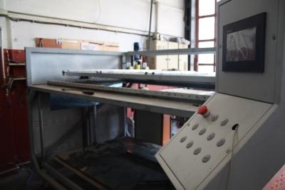 Atelye Tipi Plc Kontrollü Dikey İndüksiyon Sertleştirme Makinası 80 Kw