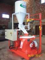 Tire Powder Machine