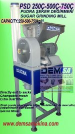 Zuckerschleifmaschine