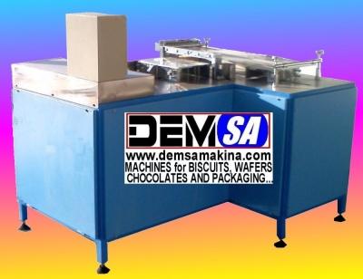 Satılık Sıfır Gofret kesme makinası Fiyatları Karaman gofret fırını,pudra şeker değirmeni,çikolata makinası,çikolata hattı