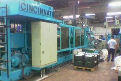 Plastik Enjeksiyon Makinesi Mikrostar Bilgisayar Enjeksiyon Otomasyonu