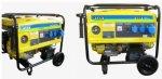 8 Kva Single Phase Aksa Marşli Gasoline Generator