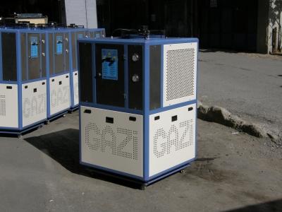 Satılık Sıfır Chiller Su Soğutma 10.000 kcal/h soğutma kapasiteli Fiyatları  chiller,su soğutma,su kulesi,su soğutucu,mini chiller,su soğutma sistemi,hava soğutmalı chiller,plastik makinası soğutma,cnc soğutma