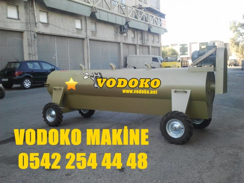 TeppichTrockner, TeppichKlemmmaschine  Vodoko Makina