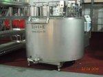 2.ci El Süt Soğutma Tankı