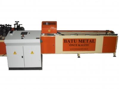 Batu Metal 7 İstasyon Tam Otomatik Destek Sacı Profili Çekme Makinası