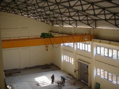 Traktör Arkası Hidrolik Kaldırma Vinci 1 Tonluk