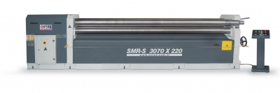 En venta Nuevo Máquina de plegado asimétrica de tres rodillos SMR-S 3070x160 Cilindro, cilindro máquina cilindro máquina cilindro máquina, asimétrico lote 3