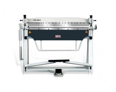 Caka Makinası Manuel (Parçalı Bıçaklı) Ocm 1260-2