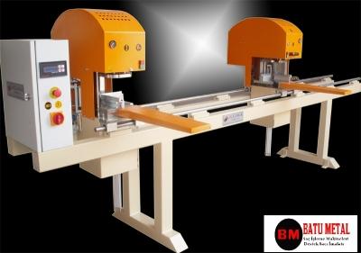 Pvc Ve Alüminyum İşleme Makinaları  Batu Metal