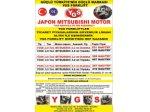 3.5 Ton Japon Mitsubishiı Motor Ygs Forklift