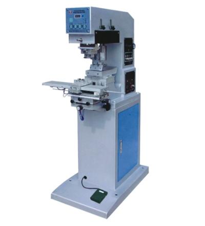 Yys 100-100 Yuvarlak Tampon Baskı Makinesi