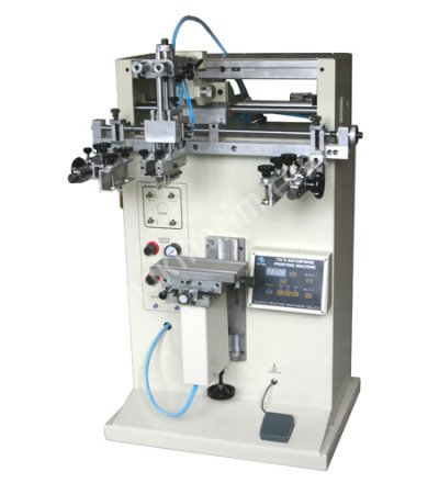 Gys 300 Düz Serigrafi Baskı Makinesi