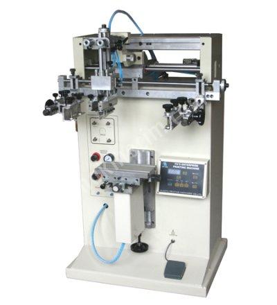 Satılık Sıfır Gys 300 Düz Serigrafi Baskı Makinesi Fiyatları İstanbul serigrafi baskı makinası, bardak baskı makinesi,filtre baskı makinesi,yuvarlak serigrafi