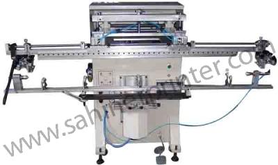 Yls 150 Tg Istaka Serigrafi Baskı Makinesi