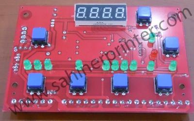 Elektronik Kontrol Paneli