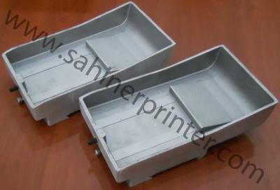 Tampon Baskı Makinesi Açık Mürekkep Haznesi 10X10Cm