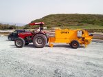 Stationary Concrete Pump-Cp60